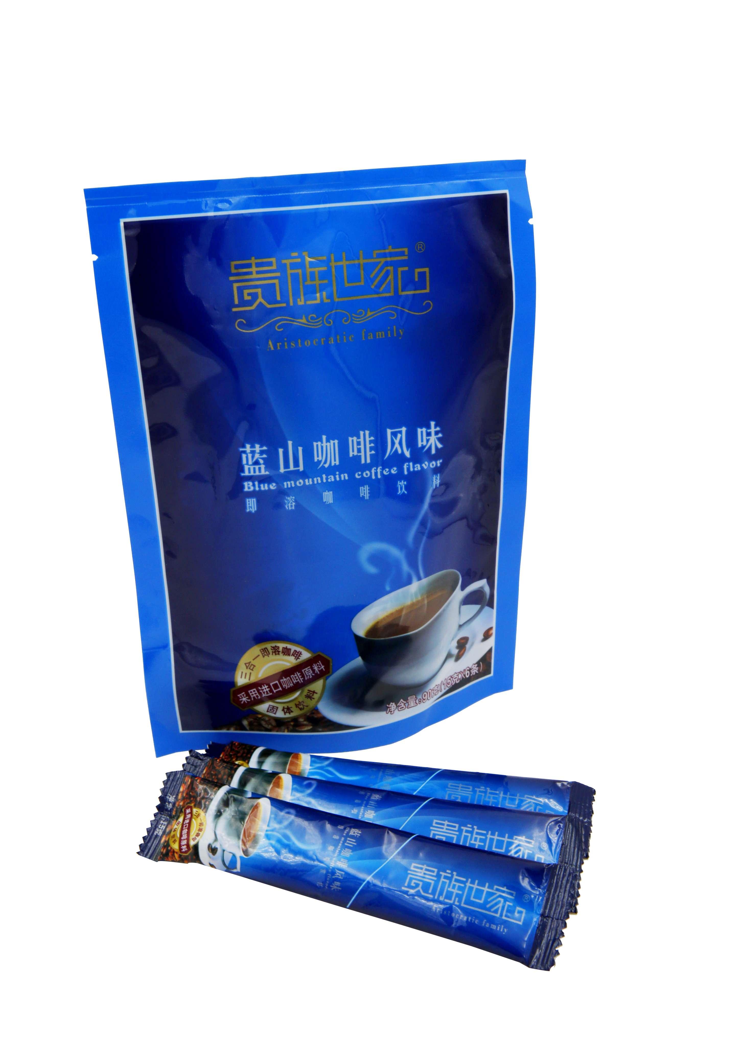 蓝山咖啡风味15克x6包