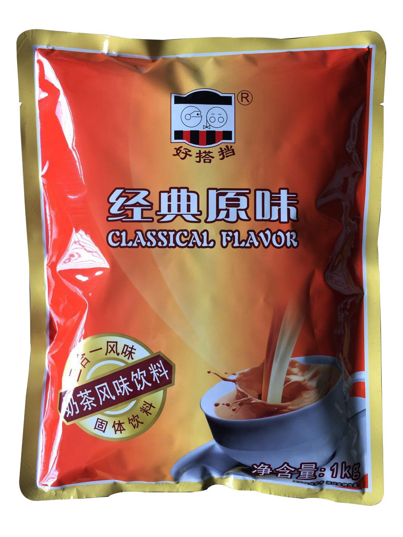 经典原味奶茶1kgx20包