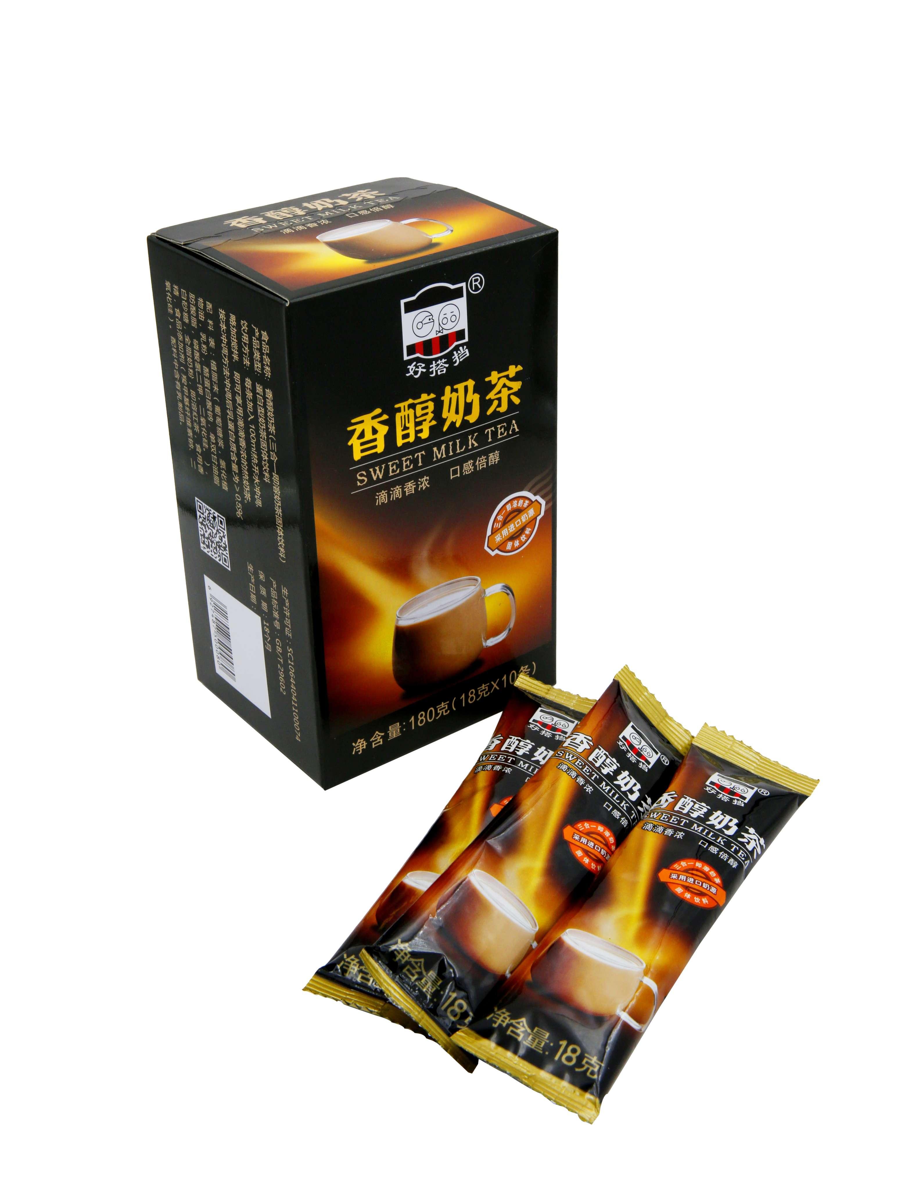 香醇奶茶18克x10包